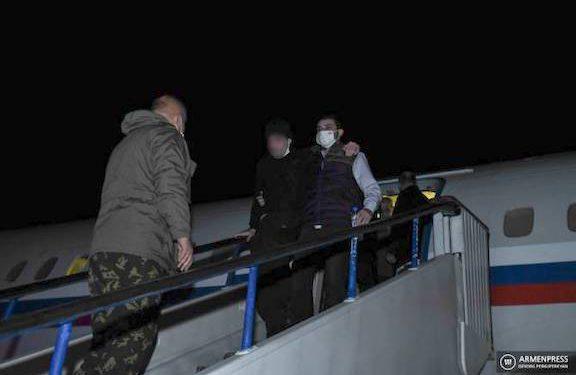 EU Urges Release of Armenian POWs
