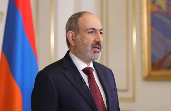 Pashinyan's Resignation Sets Stage for Snap Elections