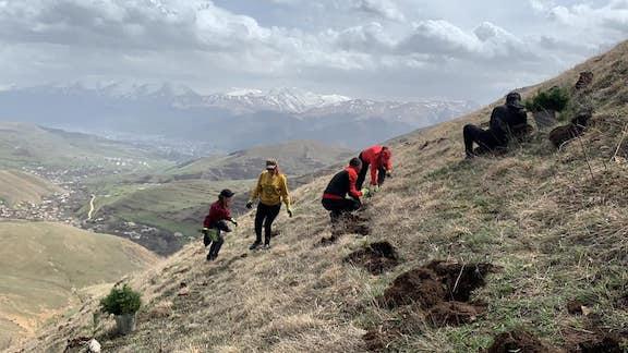 Planting Hope in Rural Armenia