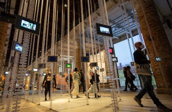TUMO's 'Learning to Learn Together' Installation Opens at 2021 Venice Architecture Biennale