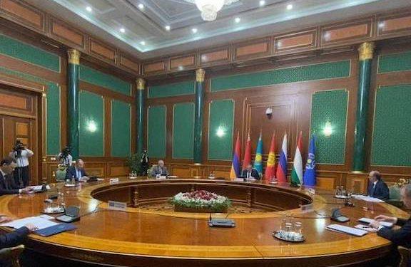 Yerevan Takes Azerbaijan's Invasion Attempt Directly to CSTO