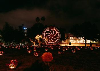 'Eternal Armenia' Art Installation on Display at Glendale's Central Park