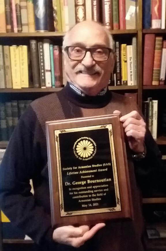 Professor George Bournoutian