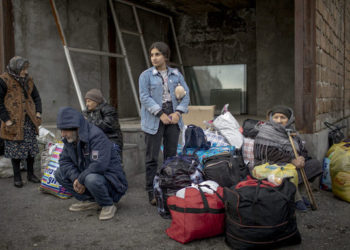 Urgent Call to Help Artsakh Refugees and Displaced Persons
