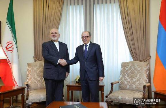 Violating Borders and Territorial Integrity are Red Lines, Says Iran's Foreign Minister