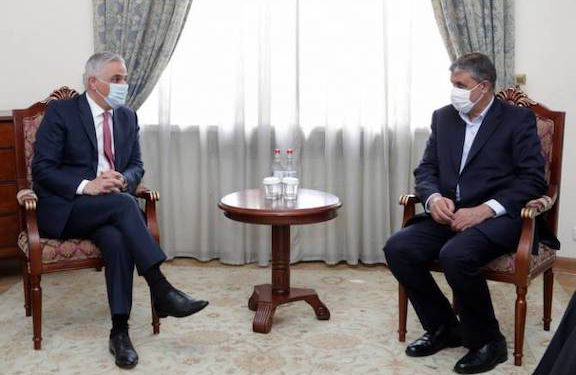 Yerevan Assures Iran 'Corridor' Issue Will Never be Discussed by Armenia