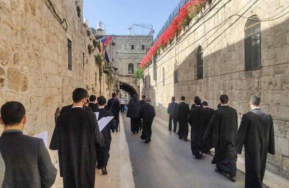 Armenian Priest Injured in Attack in Jerusalem