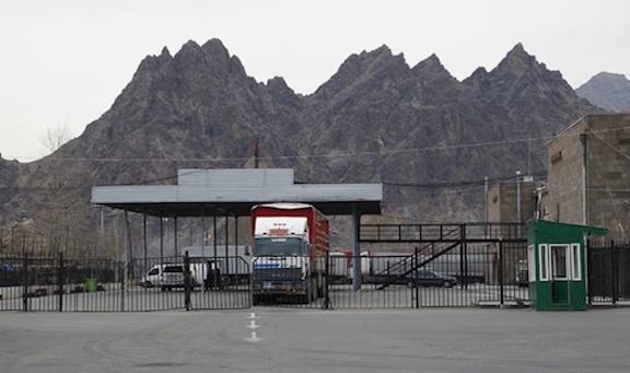 Iran Says Redrawing Armenia's Border 'Unacceptable'