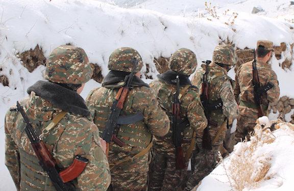 Baku Admits Killing Armenian Captives, POWs