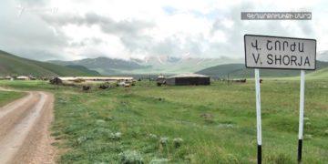 Azerbaijani Forces Open Fire at Armenians