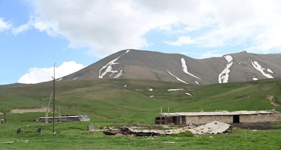Azerbaijani Forces Fire at Armenian Positions