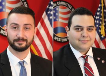 ANCA-WR Names 2 New Government Affairs Coordinators