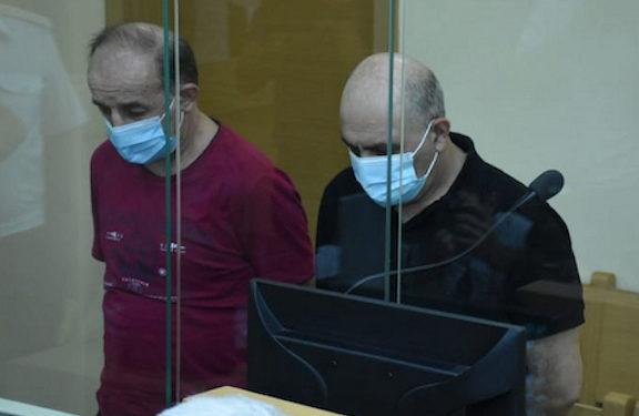 Azerbaijan Stages Trial of Armenian POWs