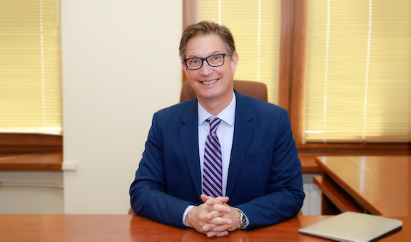 Dr. Brian Ellison Appointed AUA Provost, VP for Academic Affairs
