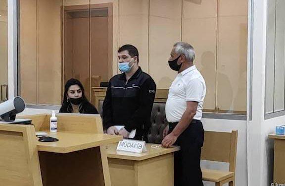 Azerbaijan Sentences Lebanese-Armenian Vicken Euljekjian to 20 Years