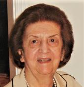 Death Notice: Valeria Gharabegian