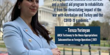 ANCA Testimony Stresses Need for Expanded U.S. Aid for Artsakh and Armenia in the Aftermath of Azerbaijan/Turkey Attacks