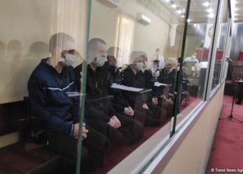 Sham Trial of 14 Armenian POWs Begins in Azerbaijan