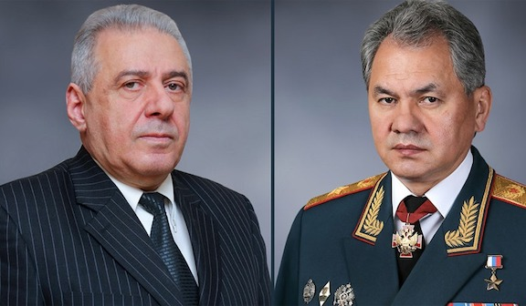 Defense Ministers Discuss More Russian Troop Deployments In Armenia