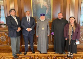 Save Armenian Monuments Undertakes Fact-Finding Mission to Armenia