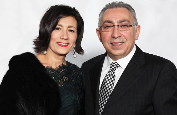 Varant and Hoori Melkonian Donate $300,000 to ACF During Appreciation Event