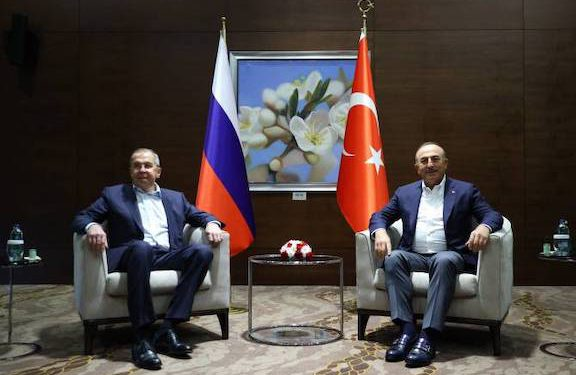Lavrov Justifies Erdogan Visit to Shushi, Voices Support for Ankara's Scheme on Karabakh