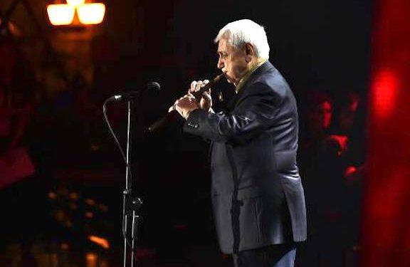 Duduk Virtuoso Jivan Gasparian Passes Away at 93
