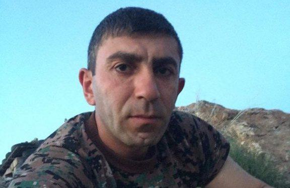Azerbaijanis Kill Another Armenian Soldier