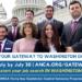 ANCA Capital Gateway Program to Welcome Fellows to Washington in September