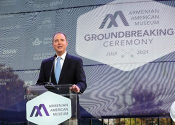 Schiff Secures $950,000 for Armenian-American Museum in Upcoming Government Funding Legislation