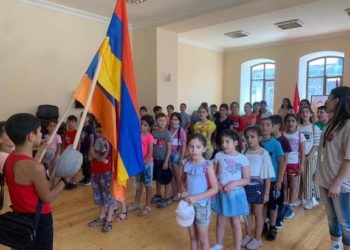 New Summer Day Camp Launched as Shirvanian Youth Center in Gyumri Marks 5 Year Anniversary