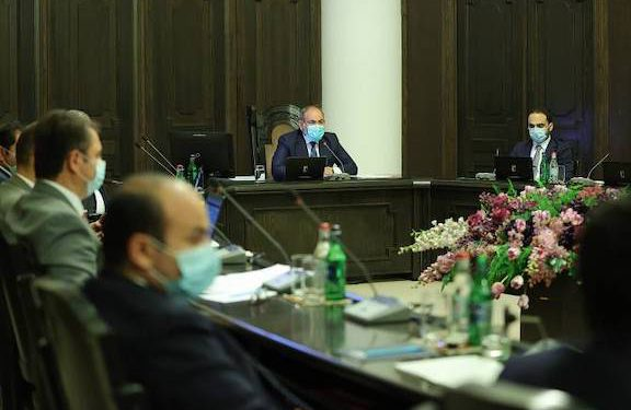 Pashinyan Rejects Aliyev's Threats
