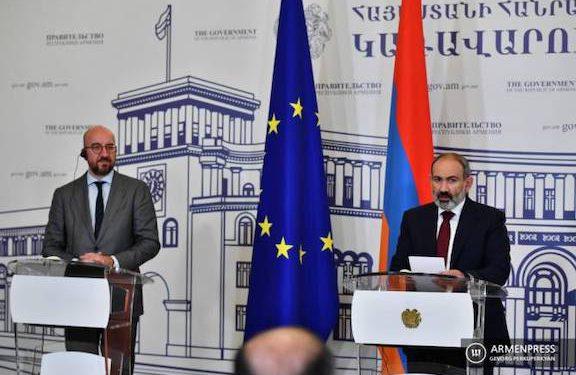 Yerevan Tells EU that Baku is 'Intent on' Military Attacks