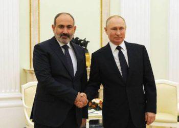 Pashinyan Presses Putin on Armenia's Security