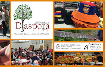 Over 3,500 Diasporans in Europe Take Part in Armenian Diaspora Survey