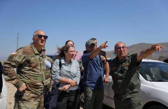 US Ambassador to Armenia Visits Gegharkunik
