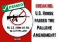 U.S. House Votes to Block U.S. Military Financing and Training Aid to Azerbaijan