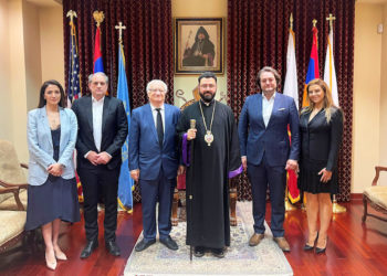 Prelacy Launches $110,000 'Satig Der Ohanessian' Fund to Bolster Cultural Programs