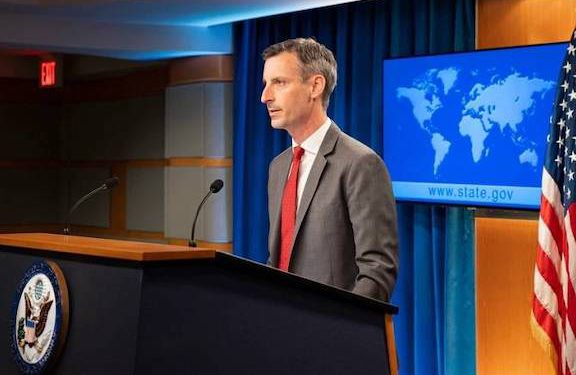 U.S. Urges De-Escalation of Violence on Armenia-Azerbaijan Border