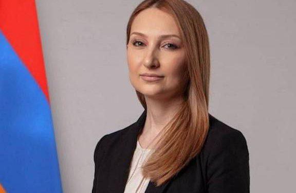 Lilit Makunts Appointed Armenia's Ambassador to U.S.