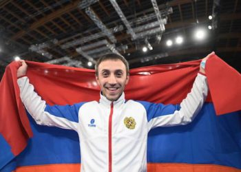 Armenia's Artur Davtyan Wins Bronze at Tokyo Olympics