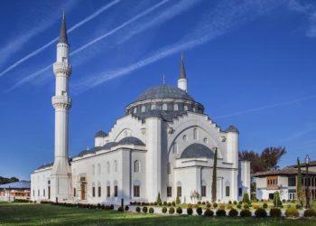 Erdogan's Huge Mosque Near Washington Is a Trojan Horse for Turkey's Interests