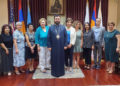 Prelate Pledges Continued Support of ABMDR's Life-Saving Mission