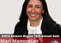 Rep. Mari Manoogian to Preside OverANCA-ER Endowment Fund's 15thAnnual Gala