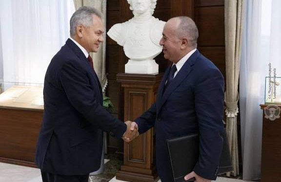 Armenia Will Not Tolerate Occupation of Its Borders, Yerevan Tells Moscow
