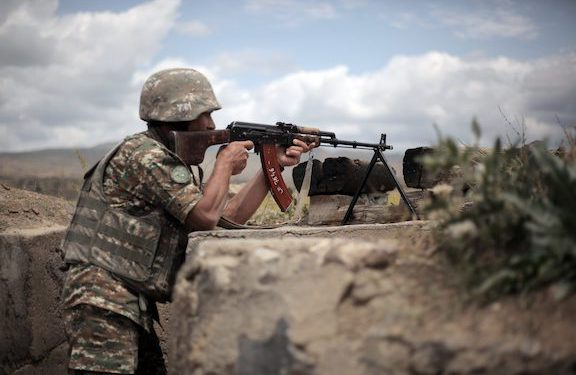 Artsakh Says Baku Preparing New Attacks, Denies Shooting at Azeri Positions