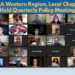 ANCA-WR, Local Chapters Hold Quarterly Policy Meeting
