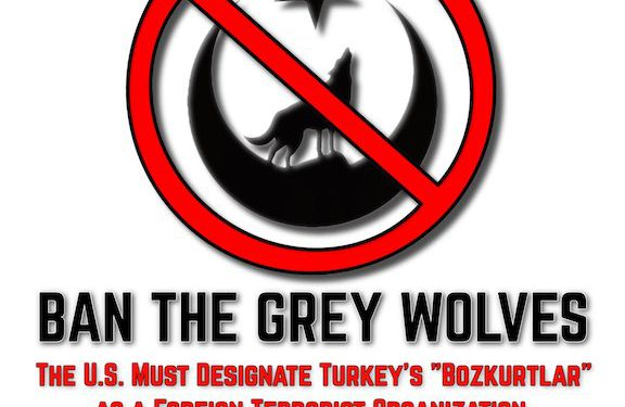 State Dept. Urged to Designate Grey Wolves as Foreign Terrorist Group