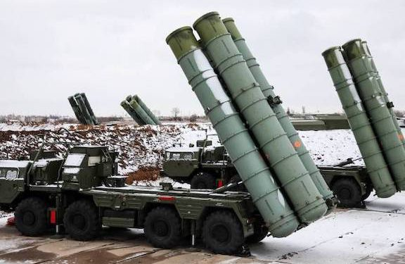 Turkey to Sign New Deal for Russian S-400 Delivery