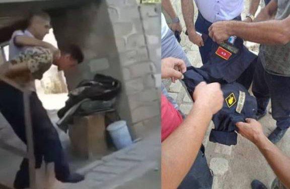 Azerbaijani Soldier Arrested After Threatening to Kill Children in Martakert